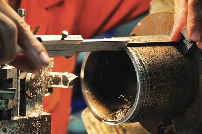 Techniques d'usinage