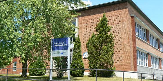 École primaire Saint-Jean-Bosco